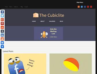 cubiclite.com screenshot