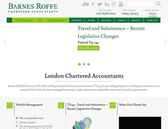 barnesroffe.com screenshot