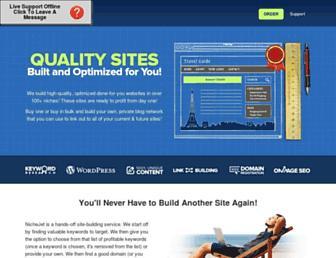 Thumbshot of Nichejet.com