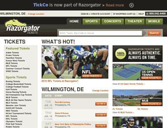 Thumbshot of Tickco.com