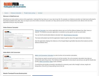 Thumbshot of Globefeed.com