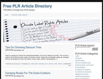 Thumbshot of Plrplr.com