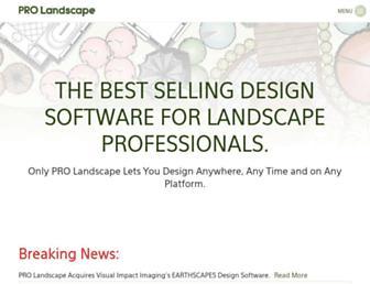 prolandscape.com screenshot