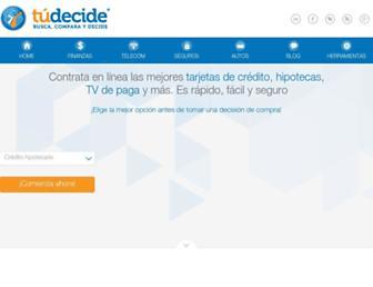 tudecide.com screenshot