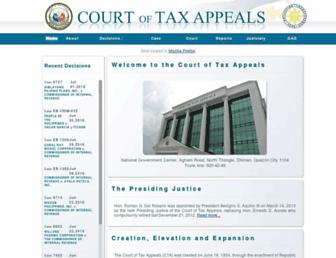 cta.judiciary.gov.ph screenshot