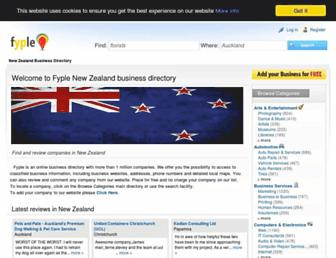 fyple.co.nz screenshot