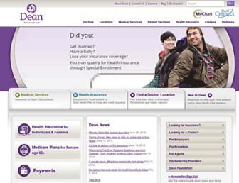 deancare.com screenshot