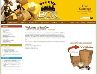 boxcity.com screenshot