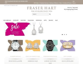 Thumbshot of Fraserhart.co.uk