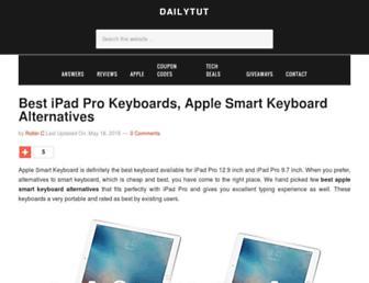 Thumbshot of Dailytut.com