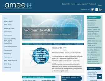 amee.org screenshot