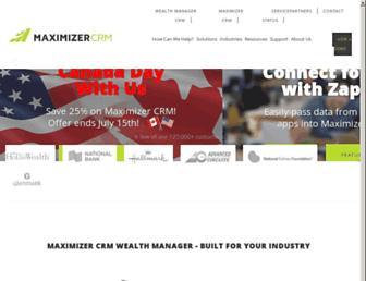 Thumbshot of Maximizer.com
