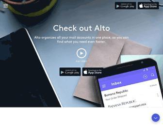 Thumbshot of Altomail.com