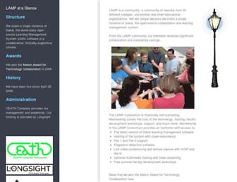 Thumbshot of Lampschools.org
