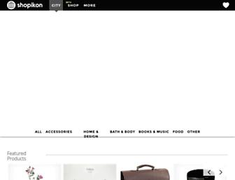 shopikon.com screenshot