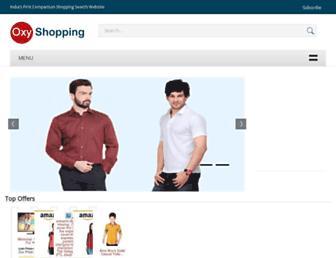 Thumbshot of Oxyshopping.com