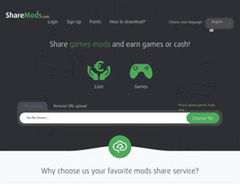 Thumbshot of Sharemods.com