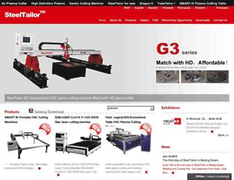 steeltailor.com screenshot