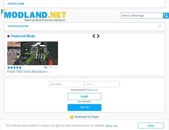 modland.net screenshot