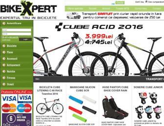 bikexpert.ro screenshot