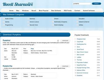 pumpkins.mac.novellshareware.com screenshot