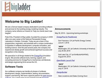 bigladdersoftware.com screenshot
