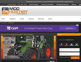 Thumbshot of Modhoster.com