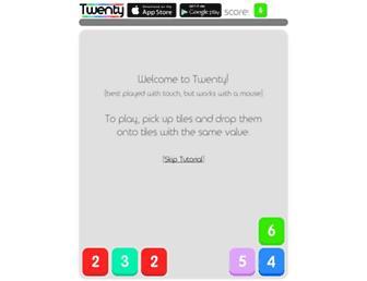twenty.frenchguys.net screenshot