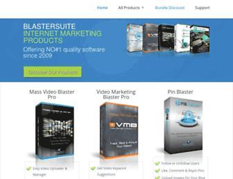 Thumbshot of Blastersuite.com