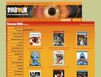 Thumbshot of Diabolikdvd.com