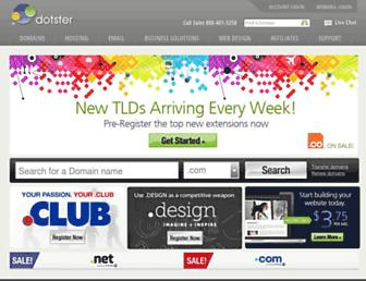 Thumbshot of Dotster.com