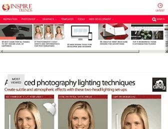 inspiretrends.com screenshot