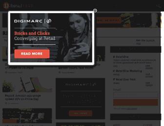 retaildive.com screenshot