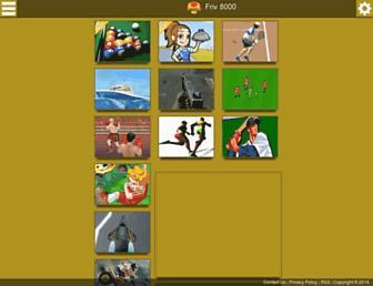 friv8000.net screenshot