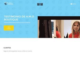 controlcomercio.com screenshot