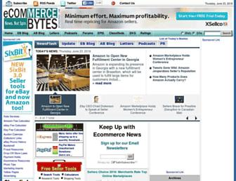 Thumbshot of Ecommercebytes.com
