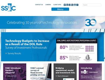 ssctech.com screenshot