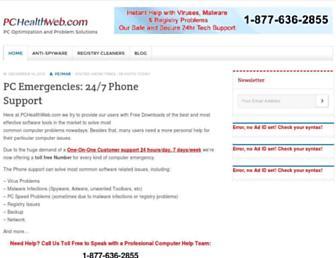 Thumbshot of Pchealthweb.com