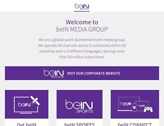 bein.net screenshot