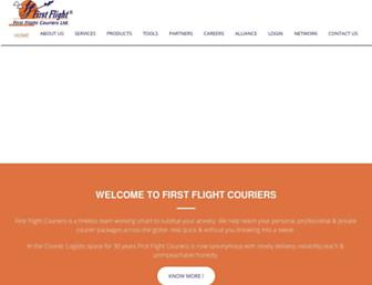 Thumbshot of Firstflight.net