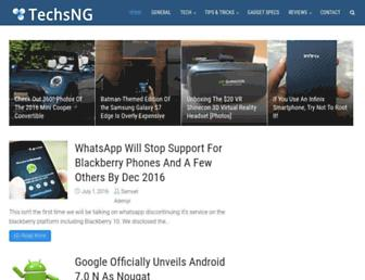 techsng.com screenshot
