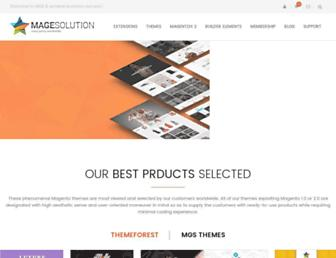 Thumbshot of Magesolution.com