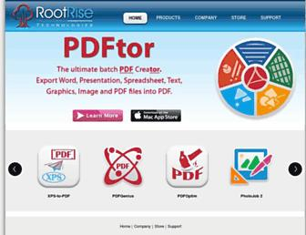 rootrisetech.com screenshot