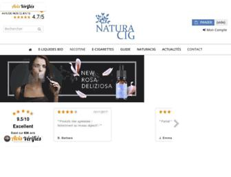Fullscreen thumbnail of naturacig.eu