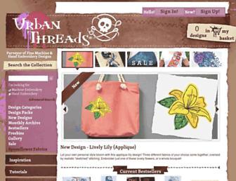 Thumbshot of Urbanthreads.com