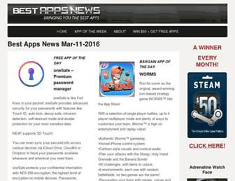 bestappsnews.com screenshot