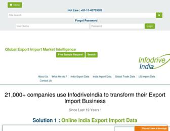 infodriveindia.com screenshot