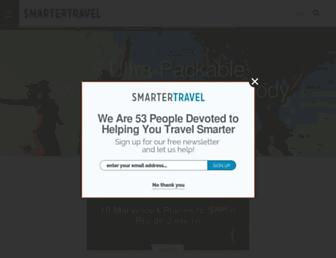 smartertravel.com screenshot