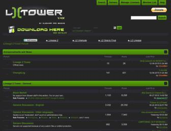 forum.l2tower.eu screenshot