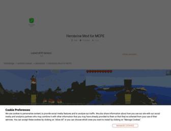 high-hopes-mods-herobrine-mod-for-mcpe.en.aptoide.com screenshot